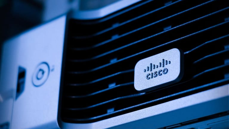 Cisco Systems Shares Slump After Soft Guidance Offsets Solid Q1 Earnings Report