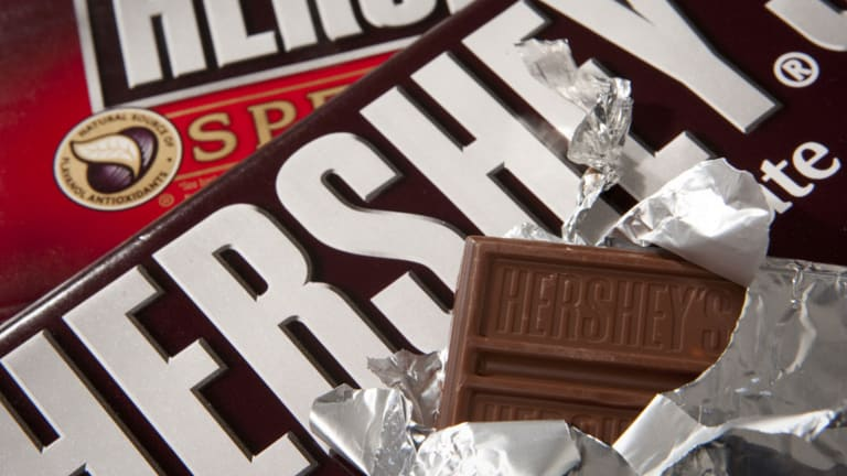 Hershey (HSY) Stock Gains on Q4 Earnings Beat