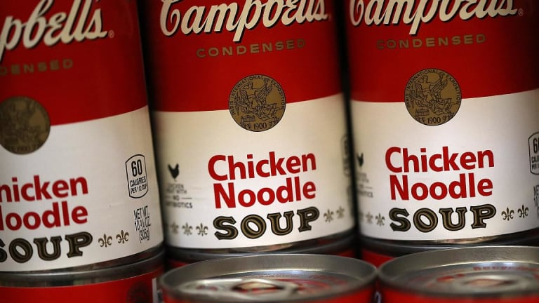 Campbell Soup Eyes Pinnacle Foods Chief as Its Next CEO - Report