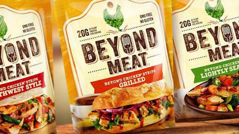 Beyond Meat Gets Outperform Rating From Bernstein
