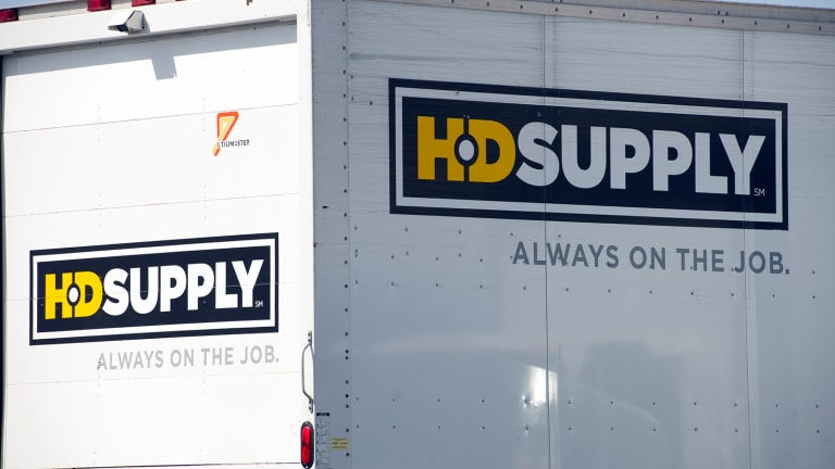 HD Supply (HDS) Stock Price Target Upped at Keybanc