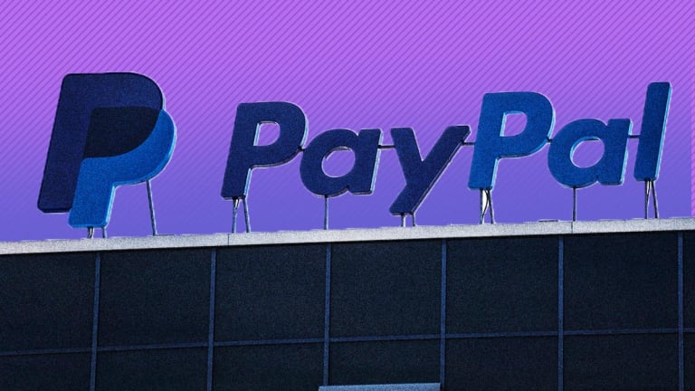 PayPal Shares Little Changed After Downgrade at Guggenheim