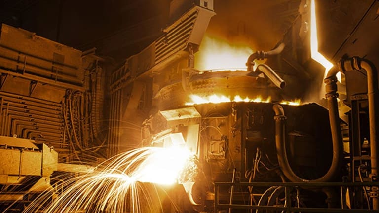 Nucor Stock Little Changed on Reduced Guidance