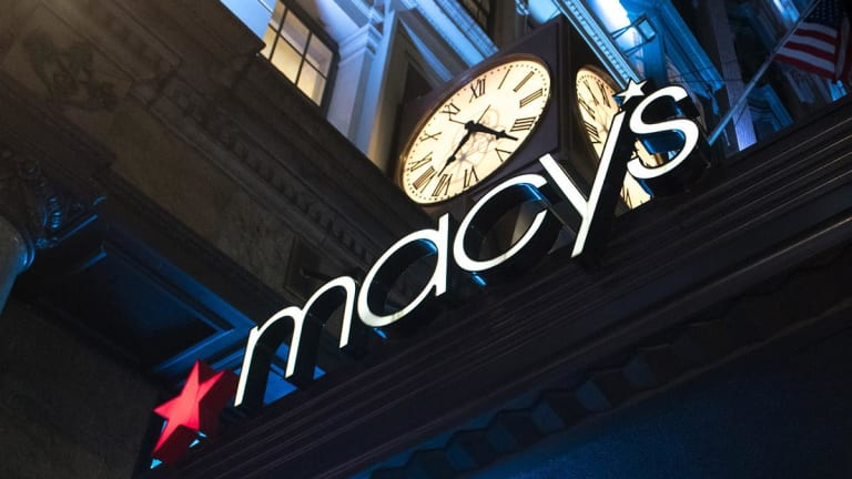 Macy's Smashes Q1 Earnings, Same Store Sales Estimates; Confirms 2019 Guidance