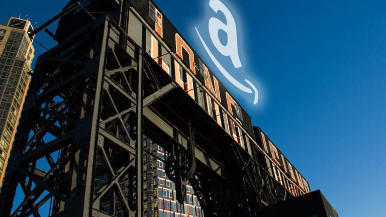Amazon Is Reportedly Reconsidering New York City Location for HQ2