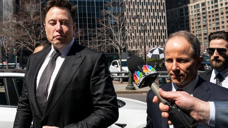 Elon Musk, SEC Seek Extra Time For Settlement Talks