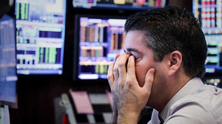Dow Ends Sharply Lower; Trade War Escalation Slams Stocks