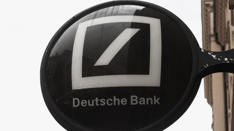 Deutsche Bank Shares Jump on Commerzbank Merger Talk