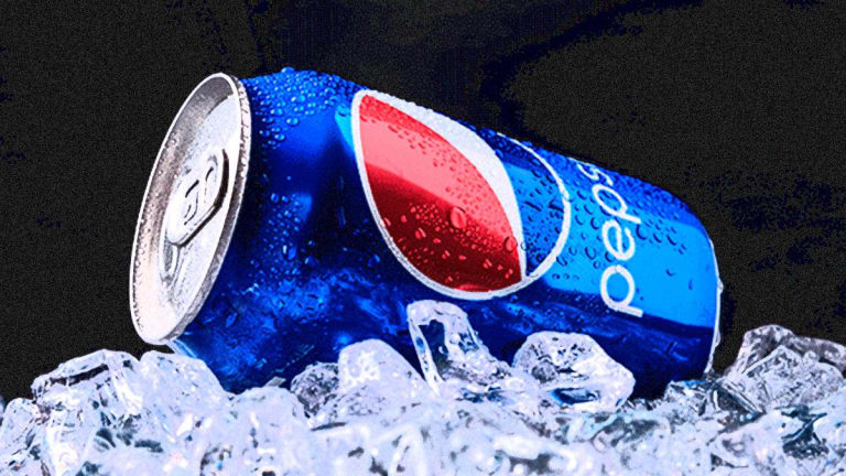 Book Profits on PepsiCo Pre-Earnings as Targets Are Hit