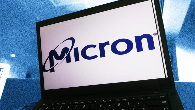 Micron Tech Reports Earnings in Recovery Mode