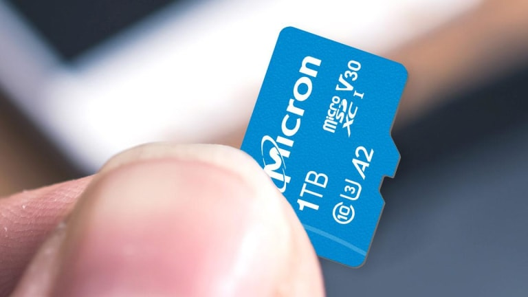 Micron Technology Gets Target Price Boost at KeyBanc