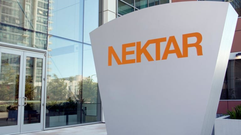 Nektar Shares Drop After Double Downgrade to Sell at Goldman Sachs
