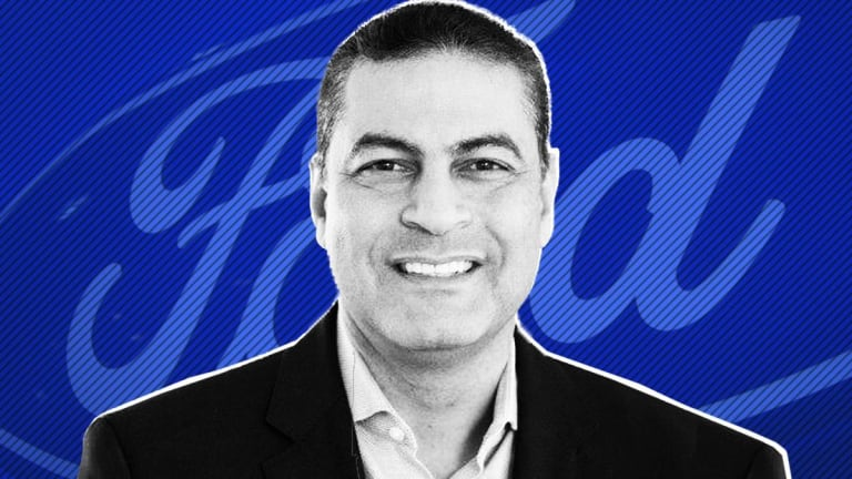 Ford's Self-Driving Unit CEO: Here's Where We're Taking Autonomous