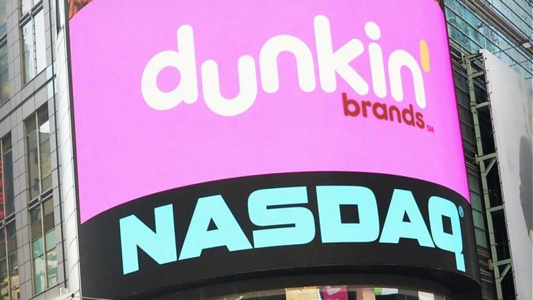 Dunkin' Runs Higher on First-Quarter Earnings Beat