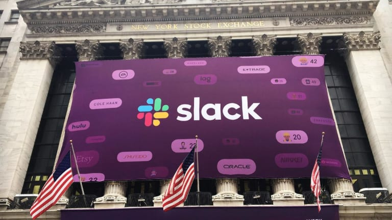 Slack Continues to Grow Quickly but Shares Are Already Fully-Priced