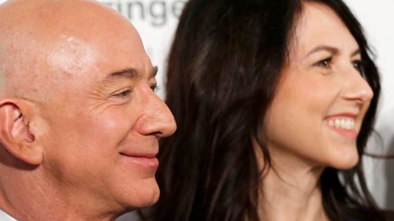 Jeff Bezos Is So Rich That He Just Lost $36 Billion and Is Still World's Richest