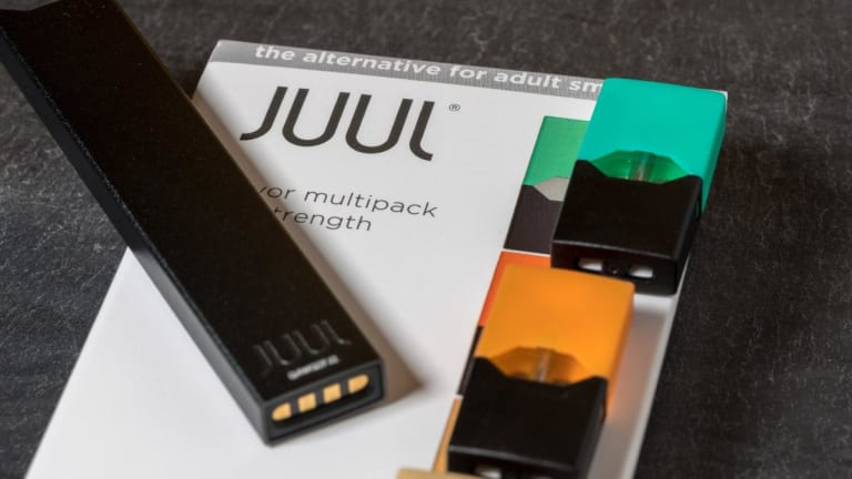 Juul Is Sued by New York Attorney General for Advertising to Underage Users