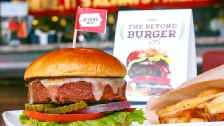 Beyond Meat Cooked by Exane BNP Paribas Underperform Rating