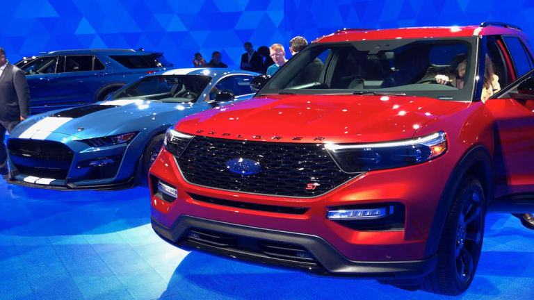 Ford Counts on Mustang, Explorer Speed to Set Them Apart From Competition