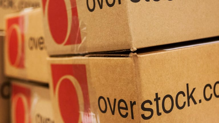 Overstock Surges as Analyst Reiterates Buy With $48 Price Target