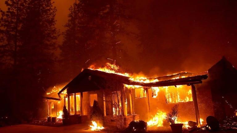 PG&E Tumbles as Camp Fire Death Toll Rises