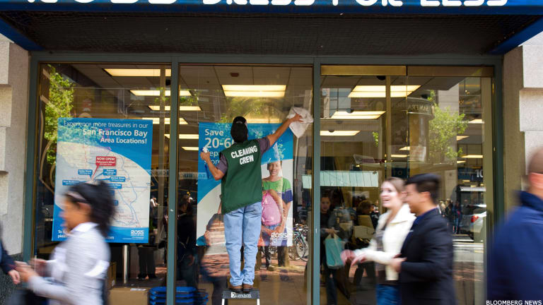 Ross Stores Hit Hard on Heavy Trade, More Downside Ahead