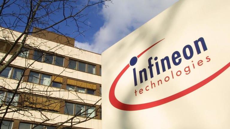 Infineon Extends Declines After Chipmaker Warns on Profits Amid China Auto Slump