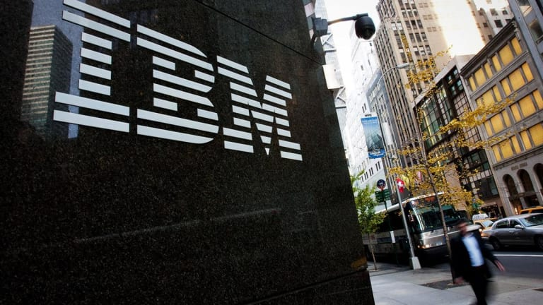 IBM Slides to 2-Year Low After $34 Billion Red Hat Deal; Moody's Warns on Rating