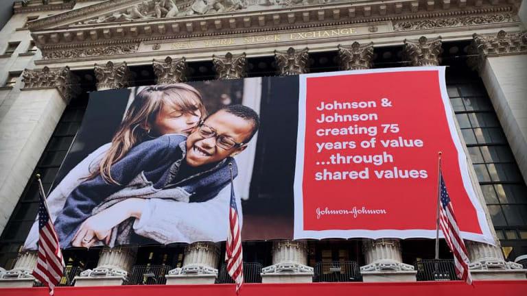 Johnson & Johnson Shares Fall After Hours on $8 Billion Jury Award