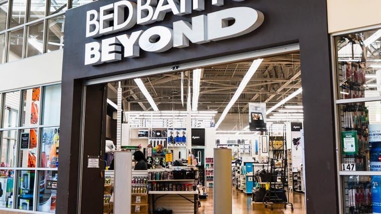 Bed Bath & Beyond Jumps After Naming Former Target Executive as CEO