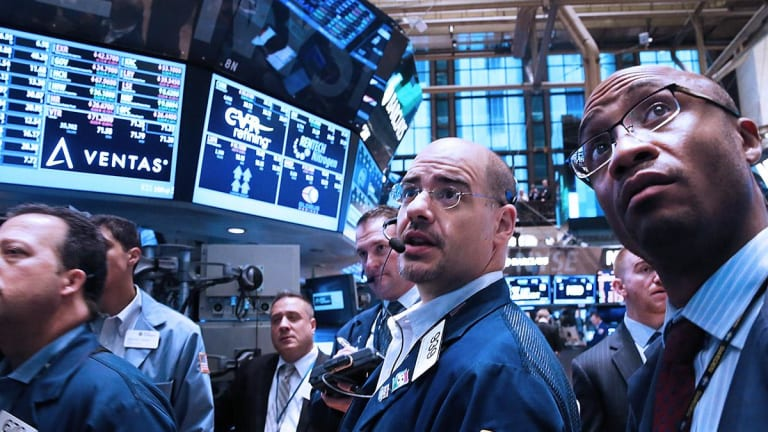 Dow Ends Up Triple Digits; Stocks Surge on U.S.-China Trade Talk Hopes