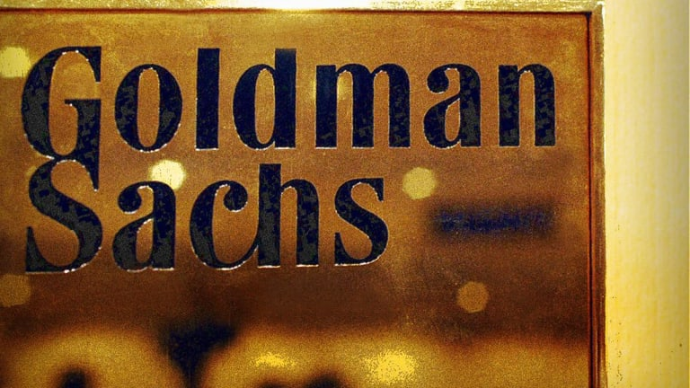 How to Trade Goldman Sachs as it Achieves Key Levels