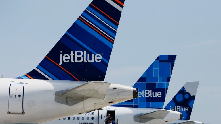 JetBlue Posts Load Factor Increase in May