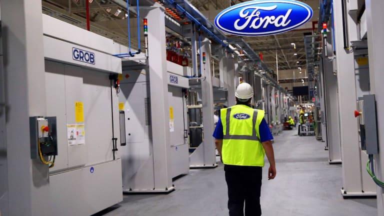 Ford, Domo, Acadia Pharmaceuticals: 'Mad Money' Lightning Round