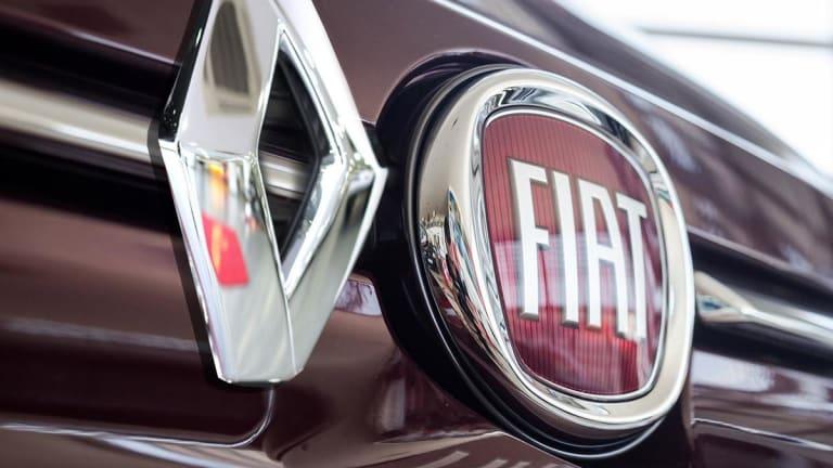 Renault Shares Skid as Fiat Chrysler Pulls Out of $35 Billion Merger Talks