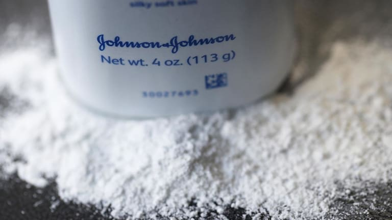 Johnson & Johnson Jumps After Baby Powder Tests Show no Asbestos