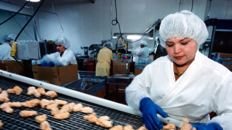 Bad Week for Chicken: Tyson Recalls Nuggets on Rubber Fears