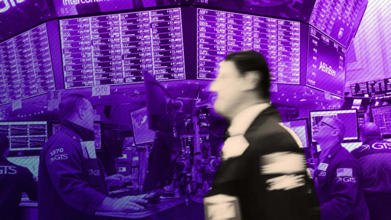 Global Stocks Retreat on IMF Economic Downgrade, China Growth Concerns
