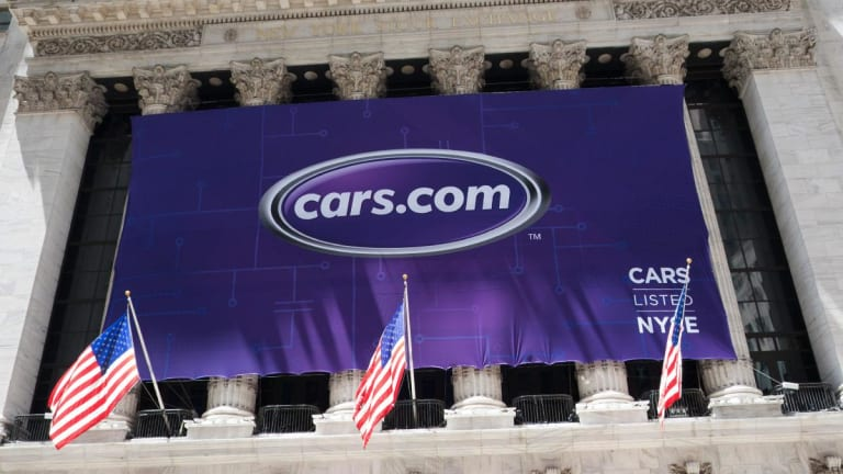 Cars.com Sinks After Ending Review Process With No Actionable Bids