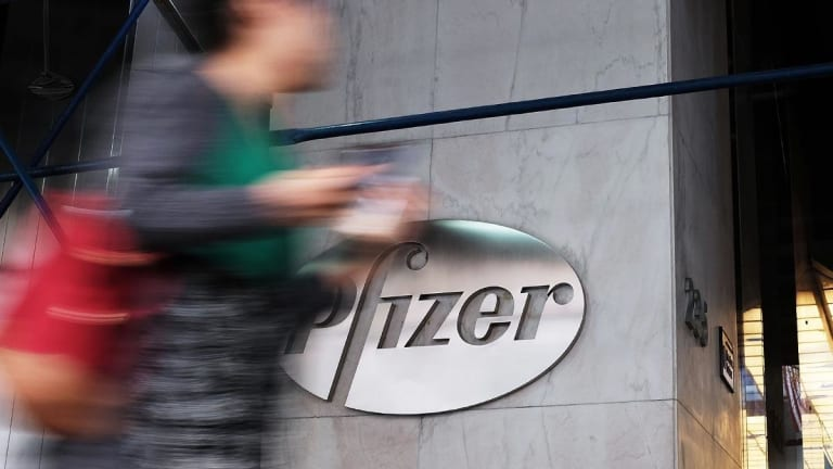 Pfizer Gains on Positive Children-Dermatitis Treatment Results