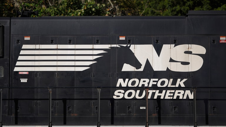 Norfolk Southern Shares Jump Tracks After Earnings, Revenue Misses