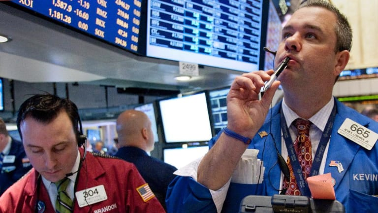Stocks Finish Mixed Over Concerns About US-China Trade Deal