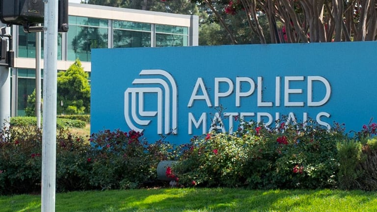 Applied Materials Gains After Topping Analyst Estimates