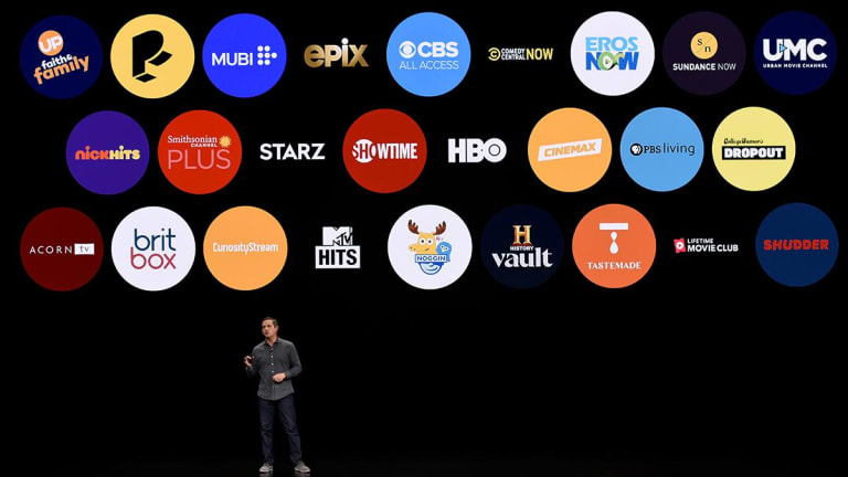 Is Apple's TV+ Really a 'Netflix Killer', or Something Else Entirely?