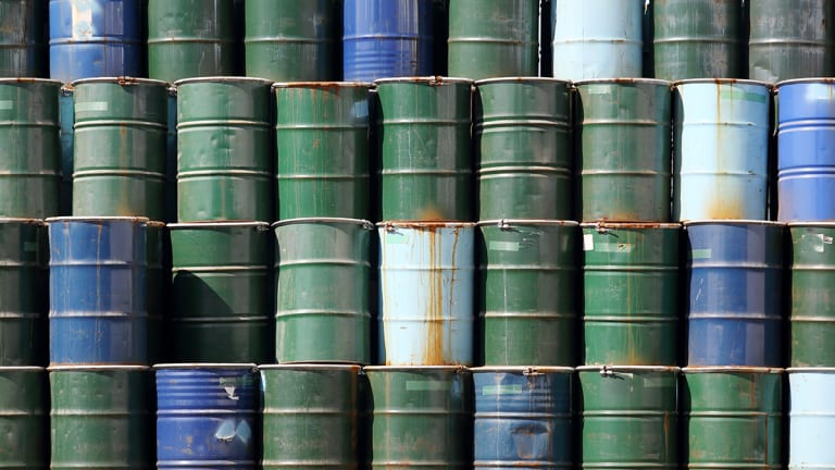 Oil Options Suggest a Jumpy Market