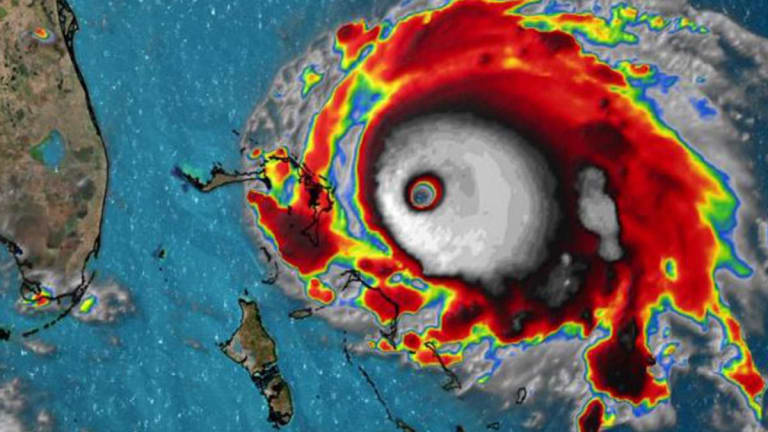 Hurricane Dorian Downgraded to Category 3 Storm, Still 'Extremely Dangerous'-NHC