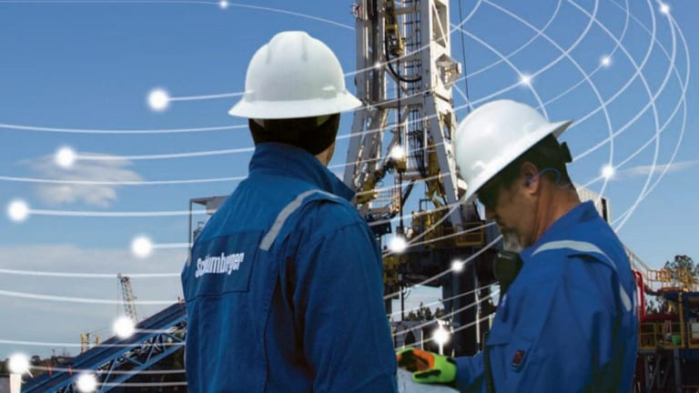 Schlumberger Gains After Goldman Initiates Buy Rating, Targets $55 a Share