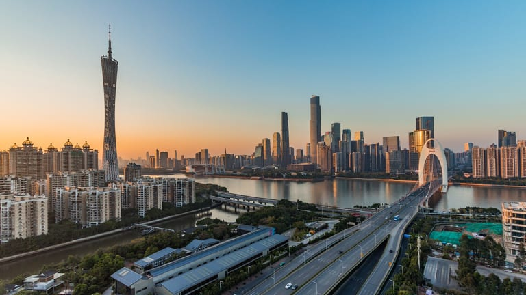 China Has Big Plans for Its Greater Bay Area