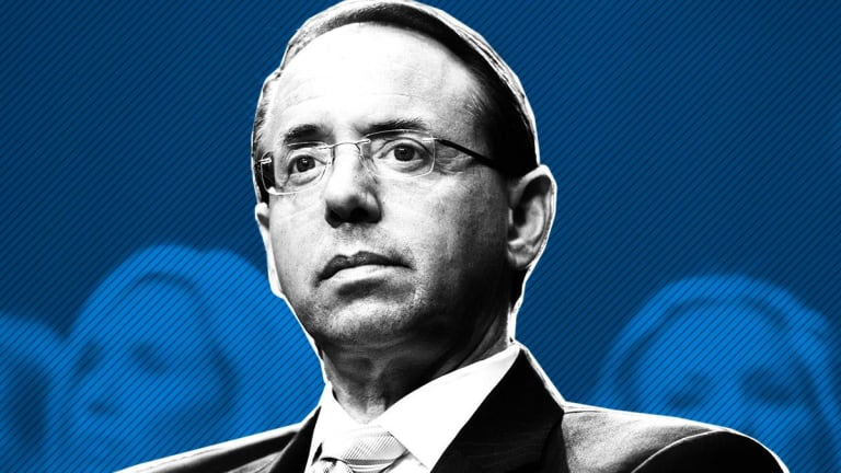 Rod Rosenstein to Step Down as Deputy Attorney General