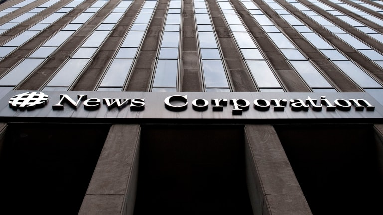 News Corp. Climbs on Fourth-Quarter Earnings Beat